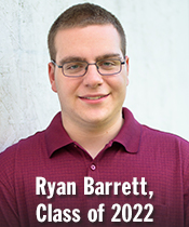 Ryan Barrett, Class of 2022