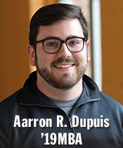 Aarron R. Dupuis '19MBA