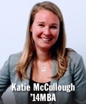 Kathryn McCullough '14MBA