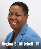 Regina S. Mitchell '19