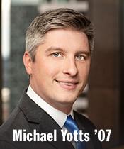 Michael Yotts '07