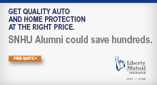 Liberty Mutual Insurance - Discounted Home & Auto Insurance for SNHU Alumni