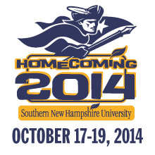 Save the Date - Homecoming 2014, October 17-19