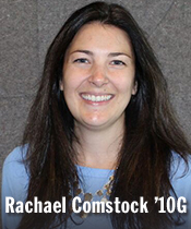 Rachael Comstock '10G