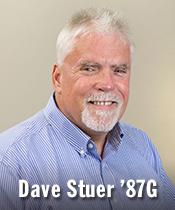 Dave Stuer '87G