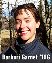 Barbori Streibl '16G