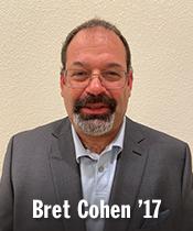 Bret Cohen '17