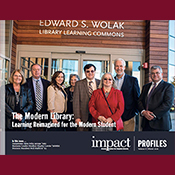 Read our latest issue of Impact Magazine