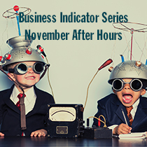 Business Indicator Series - November 18, 2015