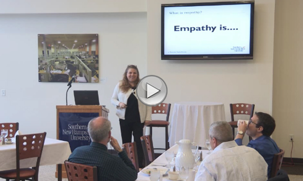 Watch the recording of #empathy #2017: The New Trend in Leadership