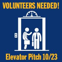 Career Volunteers - Elevator Pitch