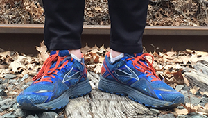 SNHU Running Crowdfunding - Running Shoes