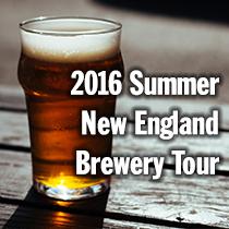 SNHU 2016 Summer Brewery Tour