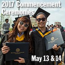 2017 Commencement Ceremonies