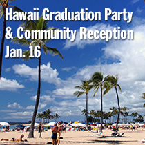Hawaii Graduation Party