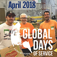 SNHU Global Days of Service 2018
