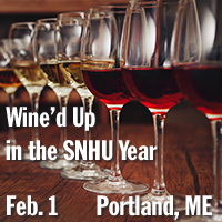 Wine'd Up in the SNHU Year