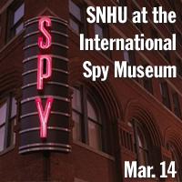 SNHU at the International Spy Museum