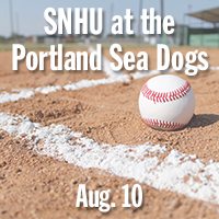 SNHU at the Portland Sea Dogs