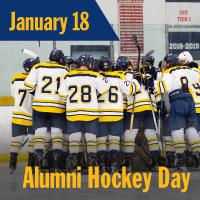 Alumni Hockey Day   January 18, 2020