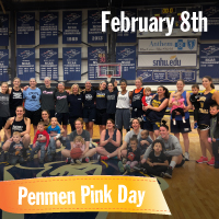 Penmen Pink Day | February 8, 2020