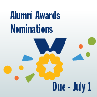 Alumni Awards Nominations Due July 1