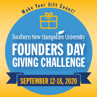 Make Your Gift Count! Founders Day Giving Challenge | September 12-18, 2020