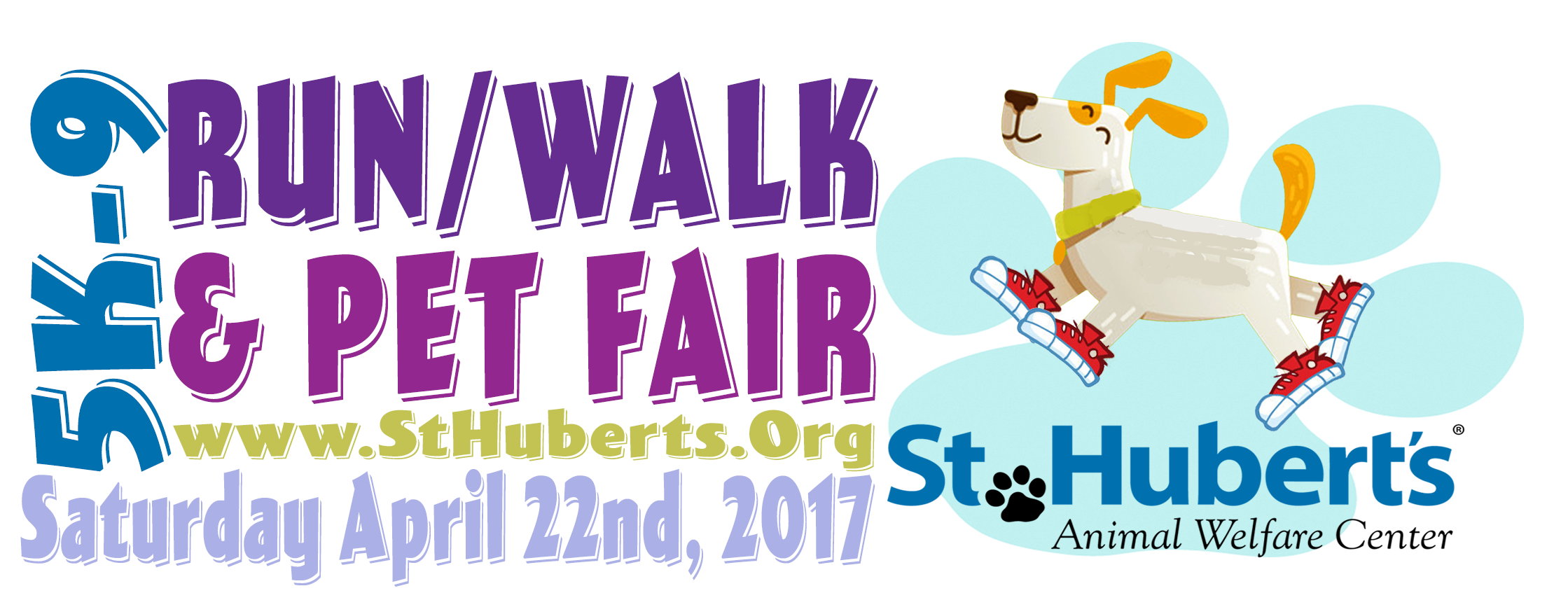 St. Hubert's 5K-9 Run/Walk & Pet Fair