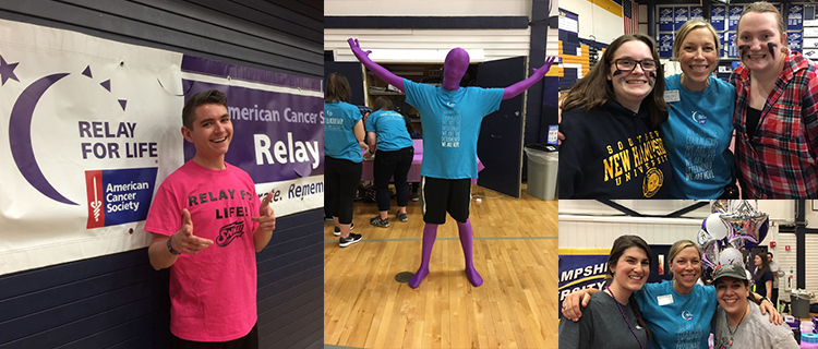 SNHU Relay for Life 2017