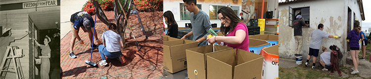 SNHU Global Days of Service Impact