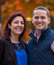 SNHU Alumni Rachael and Ryan Comstock