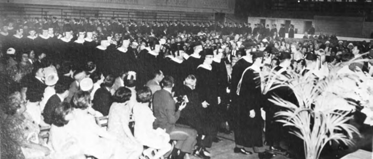 SNHU Alumni - Class of 1966 Commencement
