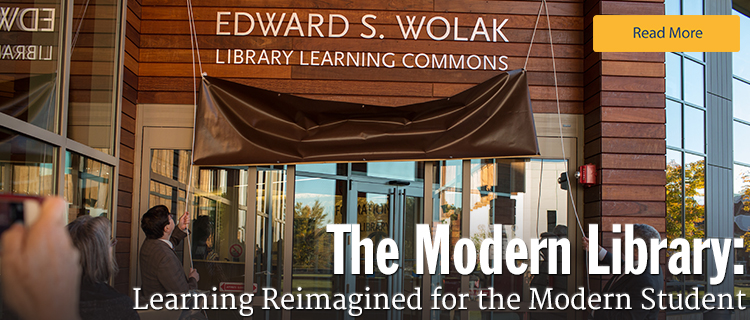 The Modern Library: Learning Reimagined for the Modern Student