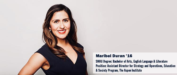 Maribel Duran '16