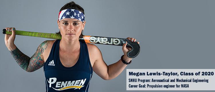 Megan Lewis_Taylor, Class of 2020