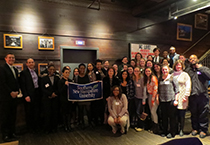 SNHUcommunity NYC Mixer, March 4, 2015