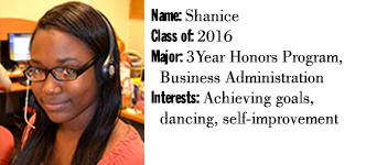 2014-15 Telefund - Shanice
