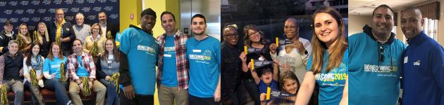 Homecoming 2019 Volunteers