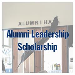 Alumni Leadership Scholarship