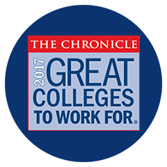 The Chronicle - 2017 Great Colleges to Work For