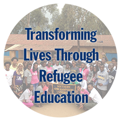 Transforming Lives Through Refugee Education