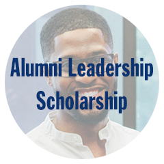 Alumni Leadership Scholarship Awarded