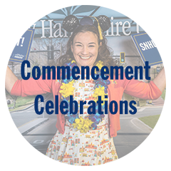 Commencement Celebrations in NH and CA
