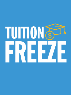 Tuition Freeze at SNHU
