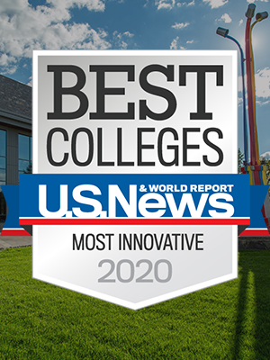 Best Colleges U.S. News & World Report | Most Innovative 2020